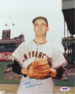 BILLY PIERCE - AUTOGRAPHED SIGNED PHOTOGRAPH
