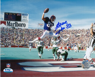 ANDRE REED - AUTOGRAPHED SIGNED PHOTOGRAPH