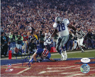 DON BEEBE - AUTOGRAPHED SIGNED PHOTOGRAPH