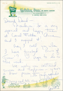 JUNE LOCKHART - AUTOGRAPH LETTER SIGNED  - HFSID 327304