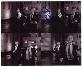 MARTIN MILNER - AUTOGRAPHED SIGNED PHOTOGRAPH