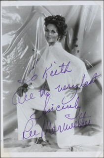 LEE MERIWETHER - AUTOGRAPHED INSCRIBED PHOTOGRAPH