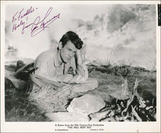 DON MURRAY - INSCRIBED PRINTED PHOTOGRAPH SIGNED IN INK
