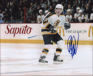 PHIL KESSEL - AUTOGRAPHED SIGNED PHOTOGRAPH