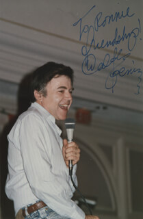 WALTER KOENIG - AUTOGRAPHED INSCRIBED PHOTOGRAPH