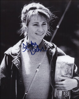 KATHY BAKER - AUTOGRAPHED SIGNED PHOTOGRAPH