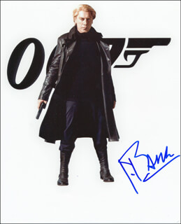 JAVIER BARDEM - AUTOGRAPHED SIGNED PHOTOGRAPH