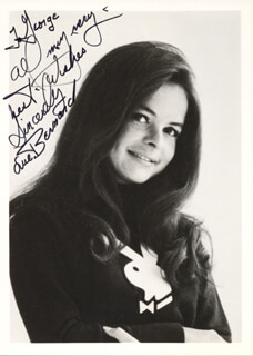 SUE BERNARD - AUTOGRAPHED INSCRIBED PHOTOGRAPH
