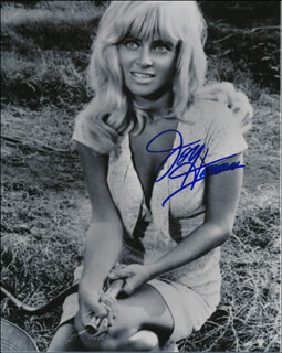 JOY HARMON - AUTOGRAPHED SIGNED PHOTOGRAPH