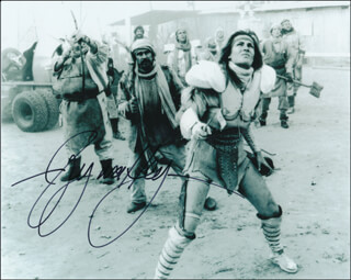 VIRGINIA HEY - AUTOGRAPHED SIGNED PHOTOGRAPH
