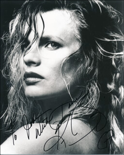 KIM BASINGER - AUTOGRAPHED INSCRIBED PHOTOGRAPH
