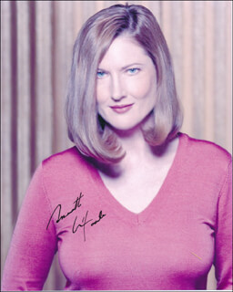 ANNETTE O'TOOLE - AUTOGRAPHED SIGNED PHOTOGRAPH
