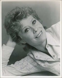 GWEN VERDON - AUTOGRAPHED INSCRIBED PHOTOGRAPH