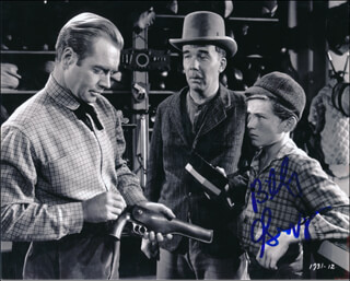 BILLY GRAY - AUTOGRAPHED SIGNED PHOTOGRAPH