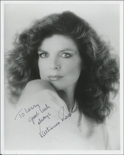 KATHARINE ROSS - AUTOGRAPHED INSCRIBED PHOTOGRAPH