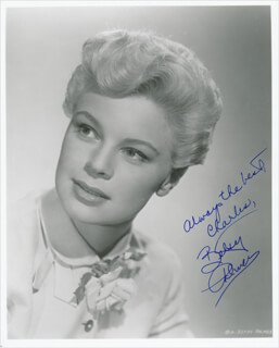 BETSY PALMER - AUTOGRAPHED INSCRIBED PHOTOGRAPH
