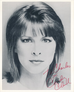 CANDY CLARK - AUTOGRAPHED INSCRIBED PHOTOGRAPH