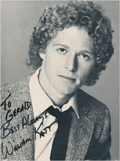 WILLIAM KATT - AUTOGRAPHED INSCRIBED PHOTOGRAPH