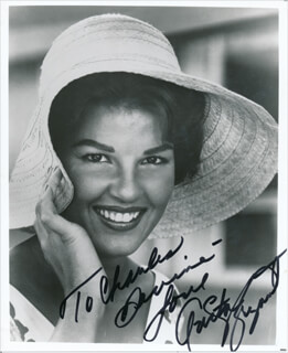 ANITA BRYANT - AUTOGRAPHED INSCRIBED PHOTOGRAPH