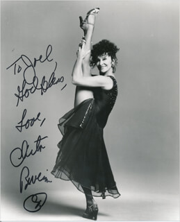 CHITA RIVERA - AUTOGRAPHED INSCRIBED PHOTOGRAPH