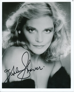 HELEN SHAVER - AUTOGRAPHED SIGNED PHOTOGRAPH