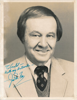 JIM McKAY - AUTOGRAPHED INSCRIBED PHOTOGRAPH