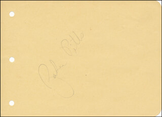 ZASU PITTS - AUTOGRAPH