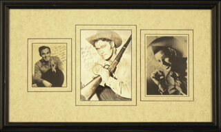 CHUCK CONNORS - COLLECTION WITH TEX HARDING, ROD CAMERON