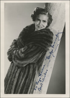 MADGE KENNEDY - AUTOGRAPHED INSCRIBED PHOTOGRAPH
