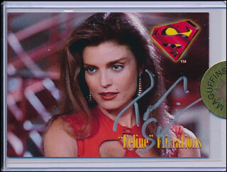 TRACY SCOGGINS - TRADING/SPORTS CARD SIGNED