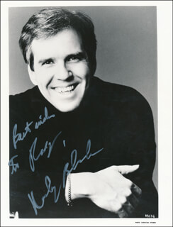ROCKWELL BLAKE - AUTOGRAPHED INSCRIBED PHOTOGRAPH