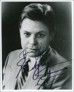 KRISTJAN JOHANNSSON - AUTOGRAPHED INSCRIBED PHOTOGRAPH