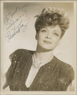 BEATRICE KAY - AUTOGRAPHED INSCRIBED PHOTOGRAPH