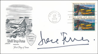 JOSE FERRER - FIRST DAY COVER SIGNED