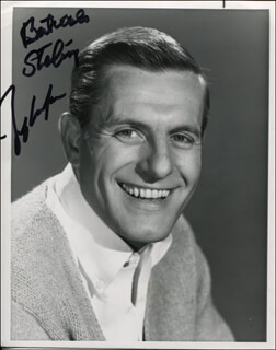 JERRY VAN DYKE - AUTOGRAPHED INSCRIBED PHOTOGRAPH