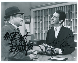 CRITIC'S CHOICE MOVIE CAST - AUTOGRAPHED SIGNED PHOTOGRAPH CO-SIGNED BY: BOB HOPE, SOUPY SALES