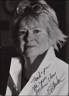 NANCY MALONE - AUTOGRAPHED INSCRIBED PHOTOGRAPH