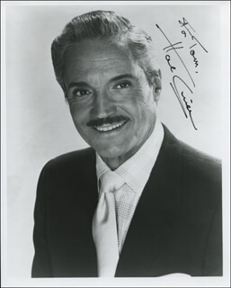HAL LINDEN - AUTOGRAPHED INSCRIBED PHOTOGRAPH