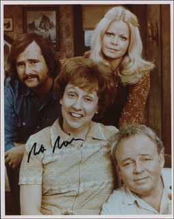 ROB REINER - AUTOGRAPHED SIGNED PHOTOGRAPH