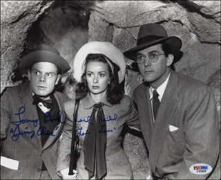 SUPERMAN MOVIE CAST - AUTOGRAPHED SIGNED PHOTOGRAPH CO-SIGNED BY: TOMMY BUTCH BOND, NOEL NEILL