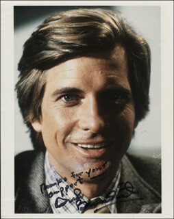 DIRK BENEDICT - AUTOGRAPHED SIGNED PHOTOGRAPH