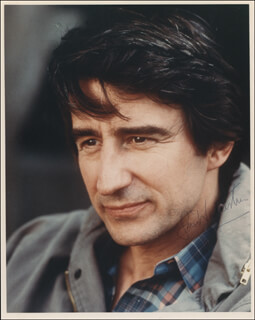 SAM WATERSTON - AUTOGRAPHED SIGNED PHOTOGRAPH