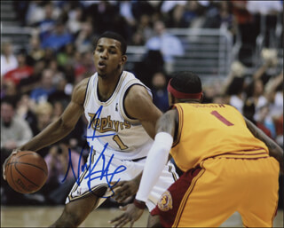 NICK YOUNG - AUTOGRAPHED SIGNED PHOTOGRAPH