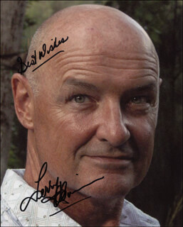 TERRY O'QUINN - AUTOGRAPHED SIGNED PHOTOGRAPH