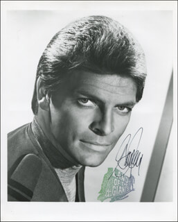 GARY CONWAY - AUTOGRAPHED SIGNED PHOTOGRAPH