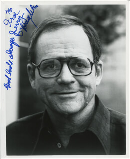 GERALD S. O'LOUGHLIN - AUTOGRAPHED INSCRIBED PHOTOGRAPH