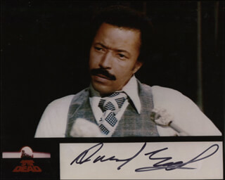 DAVID EARLY - AUTOGRAPHED SIGNED PHOTOGRAPH