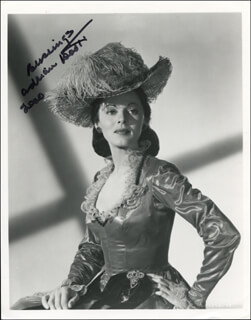 ADRIAN (LORNA GRAY) BOOTH - AUTOGRAPHED SIGNED PHOTOGRAPH 2000
