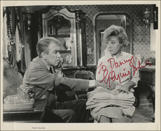 GLYNIS JOHNS - AUTOGRAPHED INSCRIBED PHOTOGRAPH