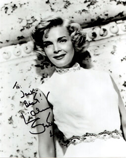 LIZABETH SCOTT - AUTOGRAPHED INSCRIBED PHOTOGRAPH